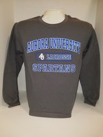 Lacrosse Crew Neck Sweatshirt Center Chest New Logo