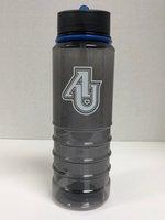Tritan Smoke Water Bottle Blue Interlocking AU