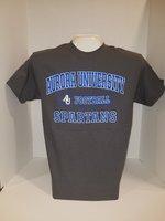 Football Short Sleeve TShirt Center Chest New Logo