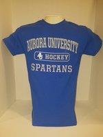 Hockey Short Sleeve TShirt Center Chest New Logo