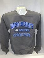 Basketball Crew Neck Sweatshirt Center Chest New Logo