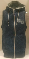 Antigua Hooded Blitz Vest