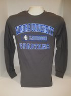 Lacrosse Long Sleeve TShirt Center Chest New Logo
