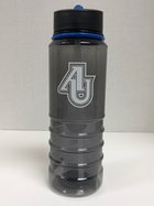 Tritan Smoke Water Bottle Blue Interlocking AU