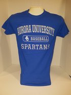Baseball Short Sleeve TShirt Center Chest New Logo