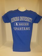 Soccer Short Sleeve TShirt Center Chest New Logo