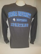 Softball Long Sleeve TShirt Center Chest New Logo