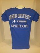 Tennis Short Sleeve TShirt Center Chest New Logo