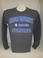 Track & Field Crew Neck Sweatshirt Center Chest New Logo